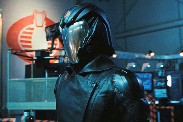 G I Joe Retaliation S Cobra Commander Meet The Man Behind The Villain
