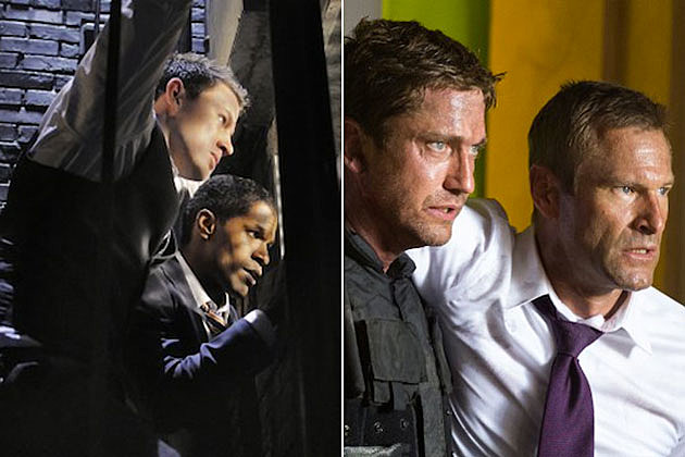 White House Down' vs  'Olympus Has Fallen': How to Tell Them Apart