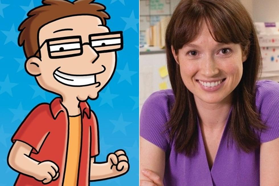 The Office S Ellie Kemper To Fox S American Dad