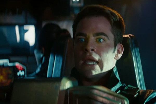 New 'Star Trek Into Darkness' Clip Shows Captain Kirk's Wild Ride, Plus a New Batch of Posters