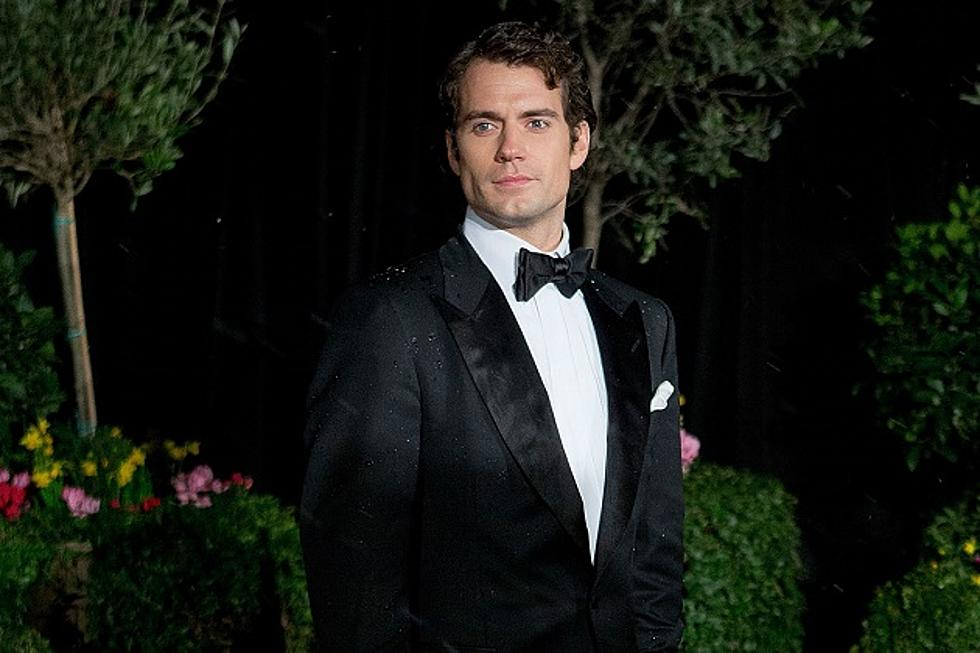 Man Of Steel S Henry Cavill Could Be The Man From U N C L E
