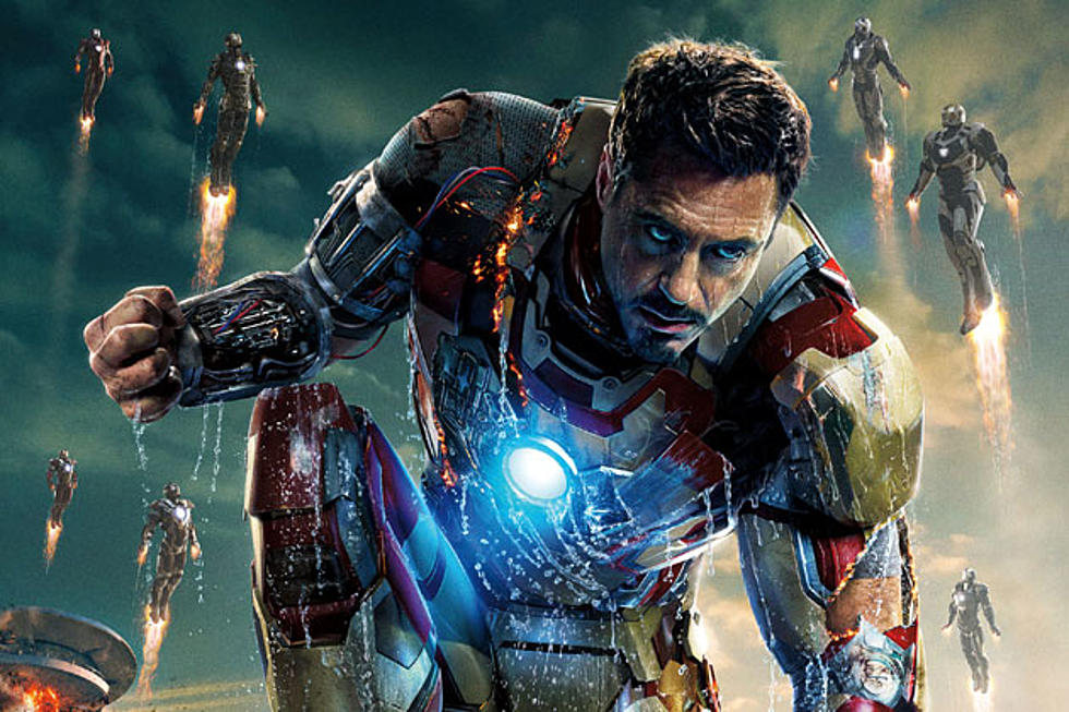Weekend Box Office Report: 'Iron Man 3′ Makes All of the Money