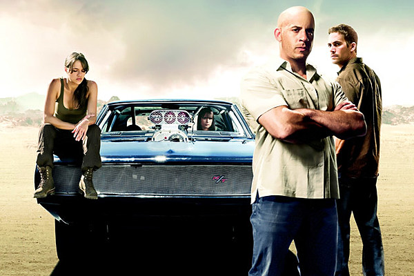 'Fast and Furious 7′: Vin Diesel Posts More Photos from the Set!