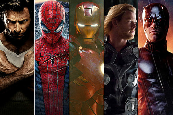 Marvel Comics Filme