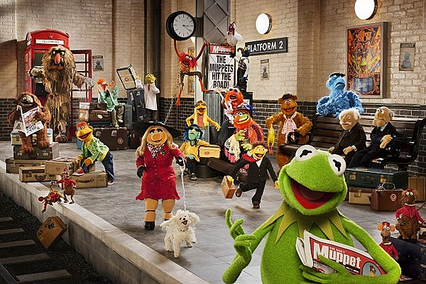 Disney Updates Their Calendar and Gives 'The Muppets 2′ a New Title