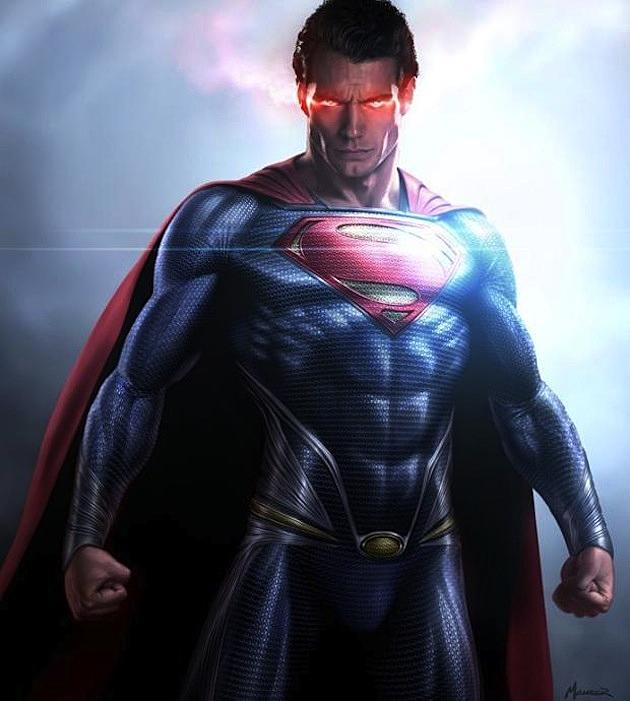 Man of Steel' Concept Art: What Superman's Costume and