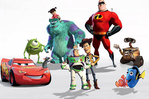 Which Pixar Character Are You?