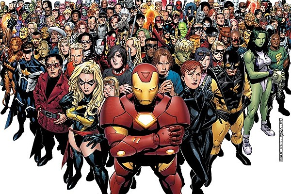 Marvel Dates Two Untitled Films for 2016 and 2017