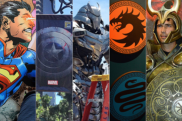 Comic-Con 2013 Photo Gallery!