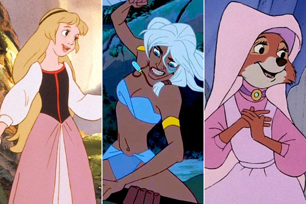 10 Forgotten Disney Princesses