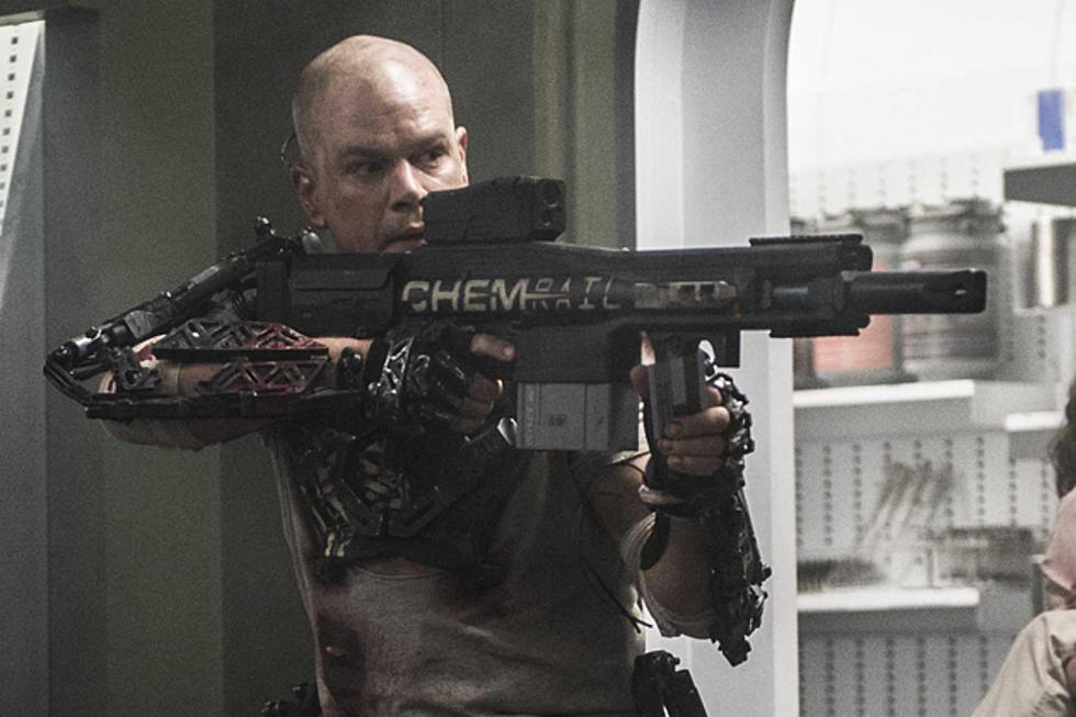 New 'Elysium' Trailer Is Just as Politically Charged as Ever