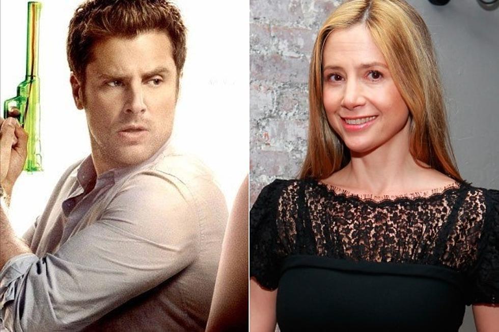 Psych' Season 8: Mira Sorvino Replaces Maggie Lawson?