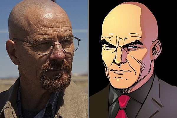 'Batman and Superman' Rumor: Bryan Cranston is Down to Play Lex Luthor
