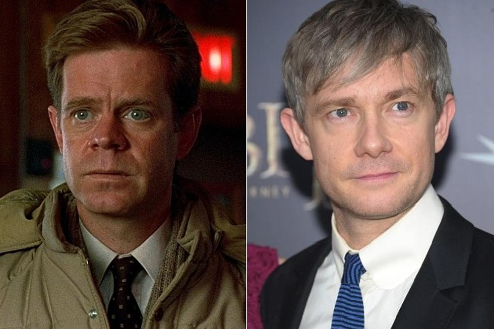 FX 'Fargo' TV Series Adds Martin Freeman to Lead