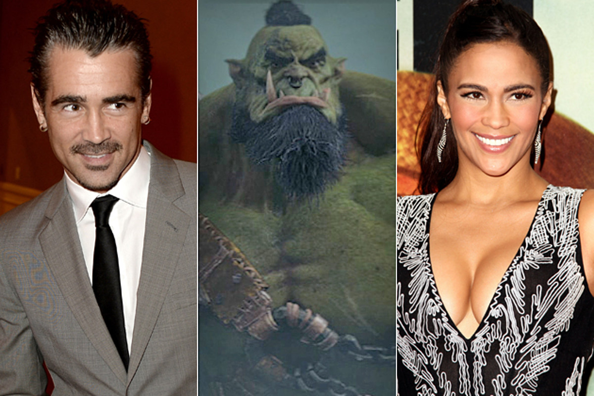 The Warcraft Movie Could Land Colin Farrell Paula Patton