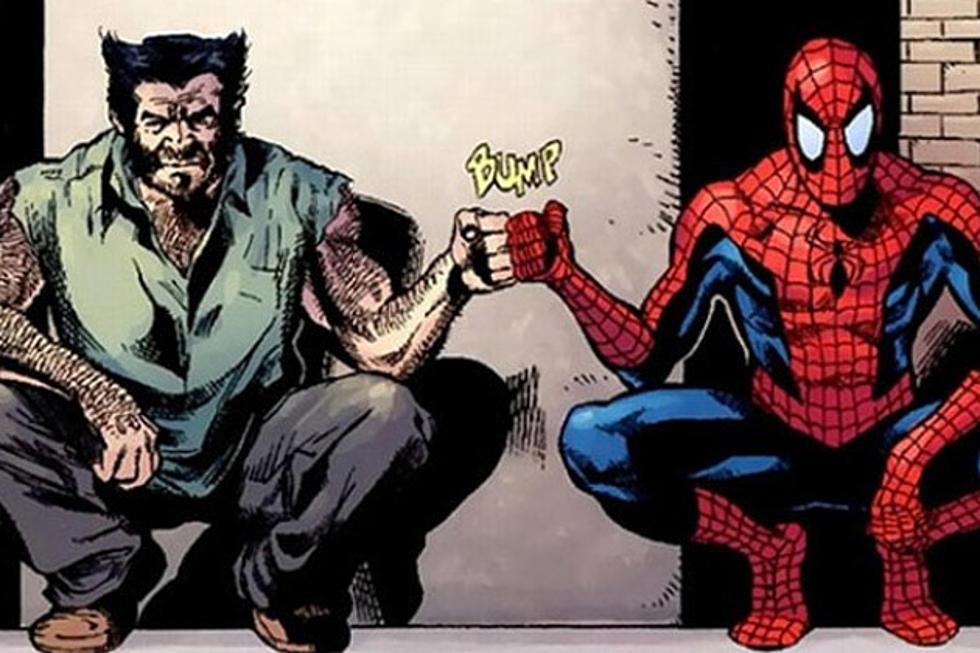 1. Wolverine And Spider-Man