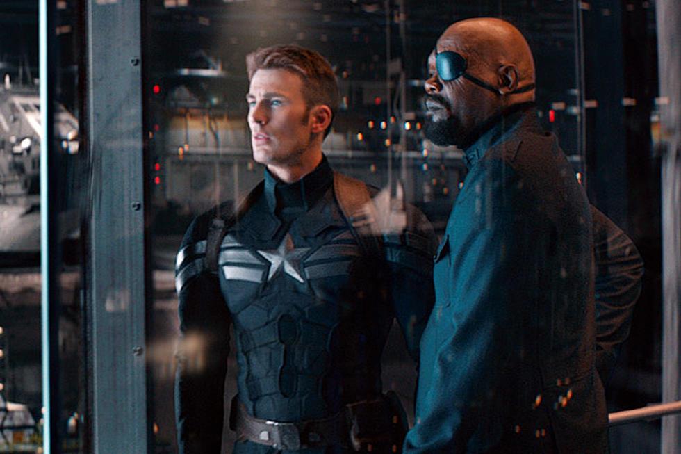 Captain America 2' Trailer Screencaps!