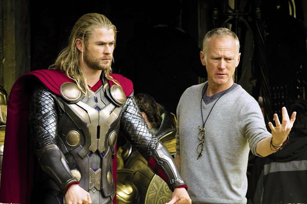 Thor 2' Director is Angry at Marvel Over Post-Credits Scene