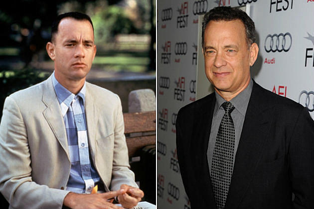 See the Cast of 'Forrest Gump' Then and Now