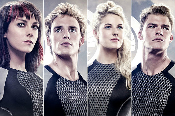 'The Hunger Games: Catching Fire' — Meet Your New Tributes!