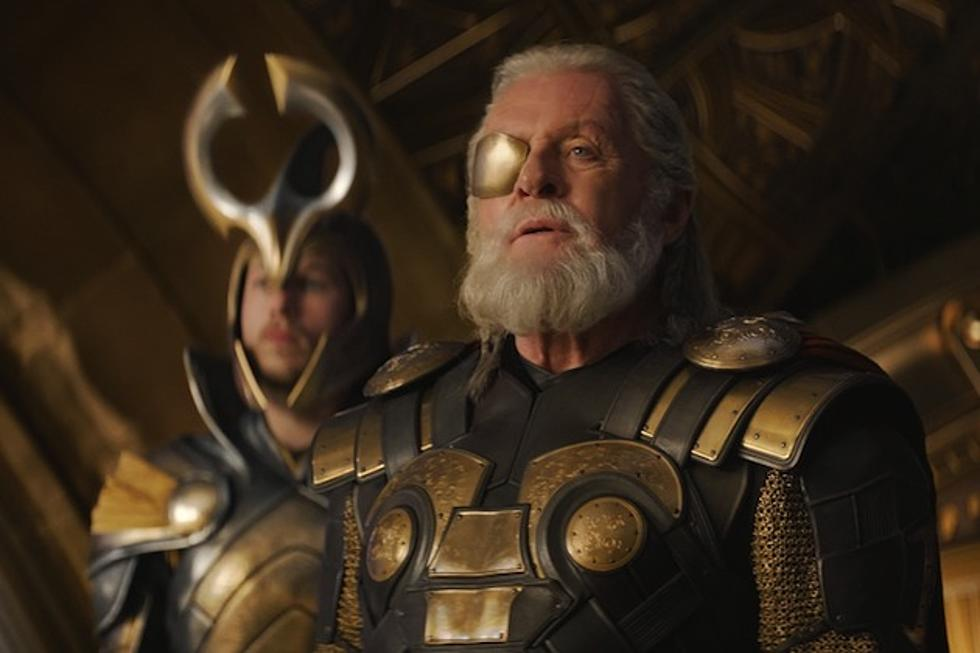 What Happened To Odin In Thor 2