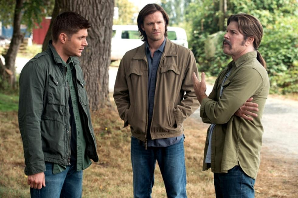 "Supernatural' Preview: ""Bad Boys"" Takes Sam and Dean Back in"