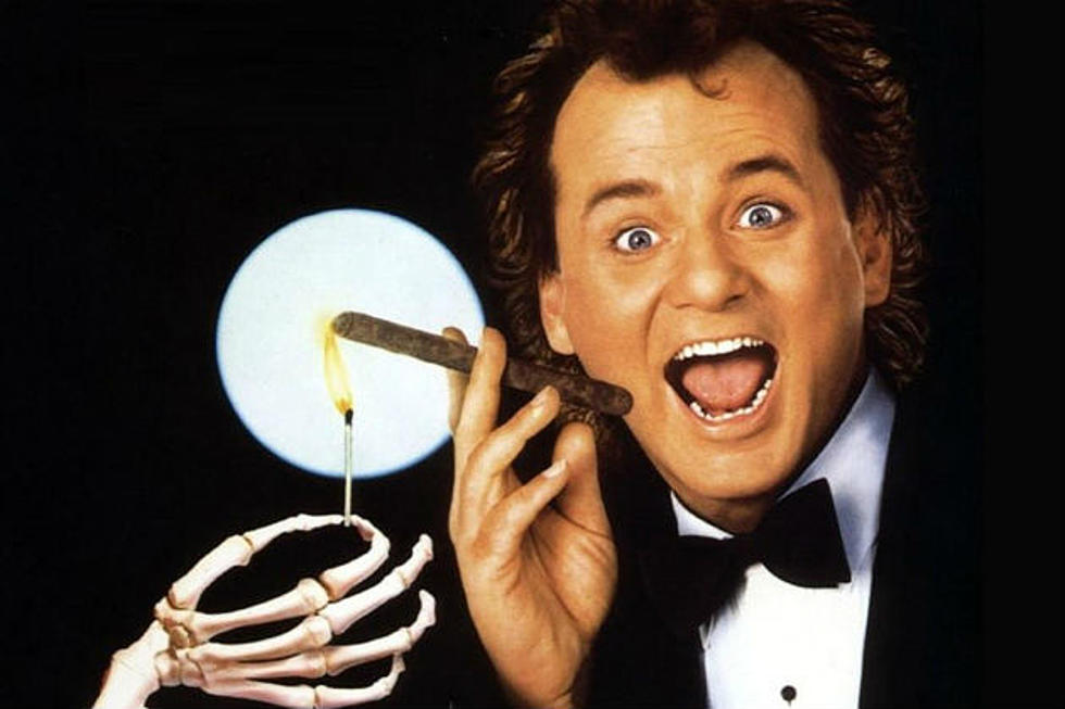 See The Cast Of Scrooged Then And Now