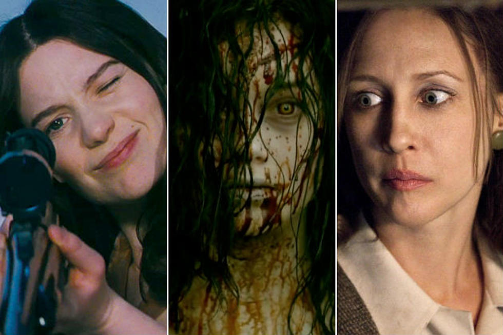 The Best Horror Movies of 2013!