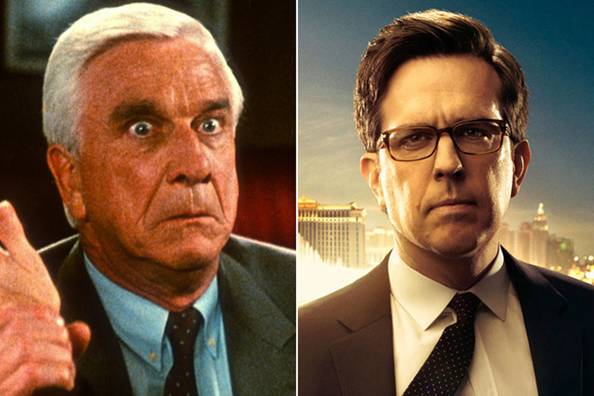 Naked Gun reboot in the works, with Ed Helms set to play
