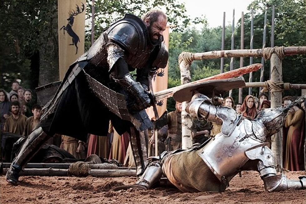Julius Bjornsson Game Of Thrones