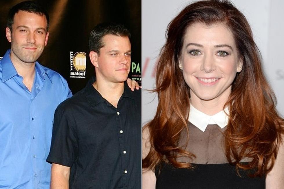 Alyson Hannigan Joins Cbs Ben Affleck Matt Damon Pilot