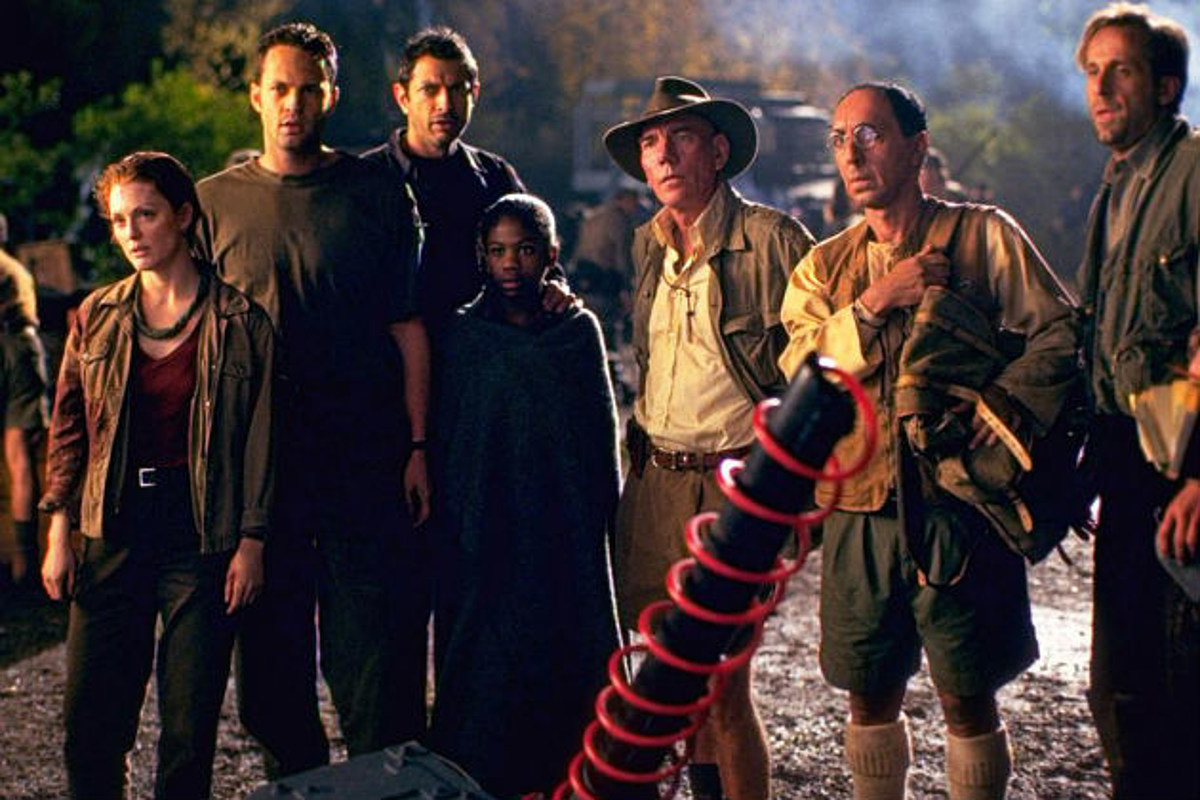 See The Cast Of The Lost World Jurassic Park Then And Now
