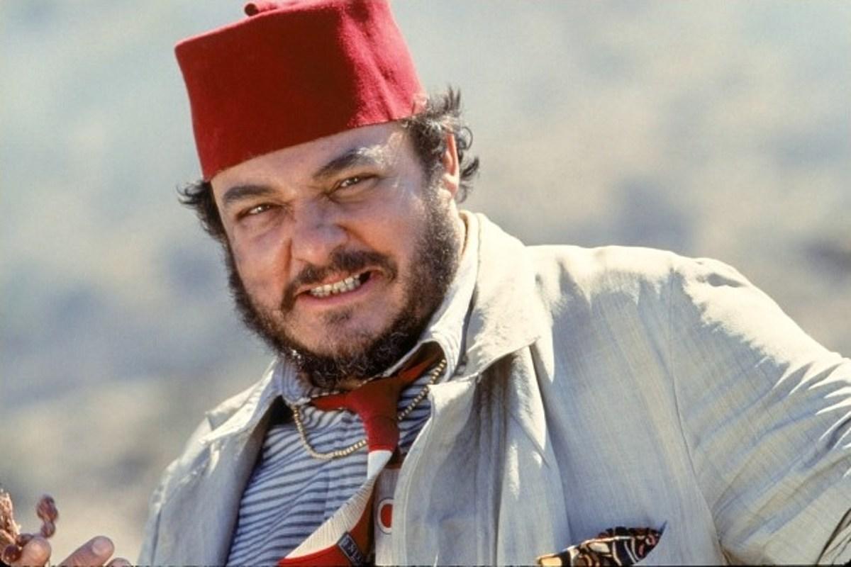 Indiana Jones' Vet John Rhys-Davies Joins 'Hieroglyph'