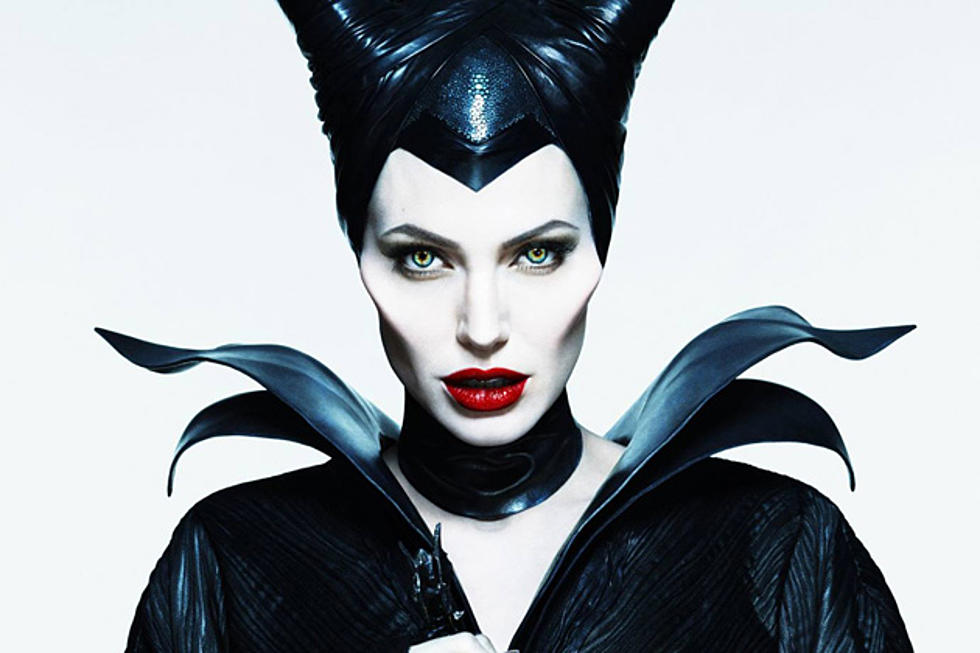Maleficent Poster Angelina Jolie Is Utterly Wicked
