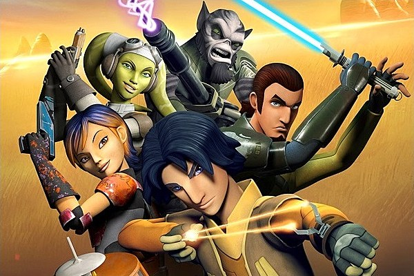New Star Wars Rebels Poster And Photos Debut
