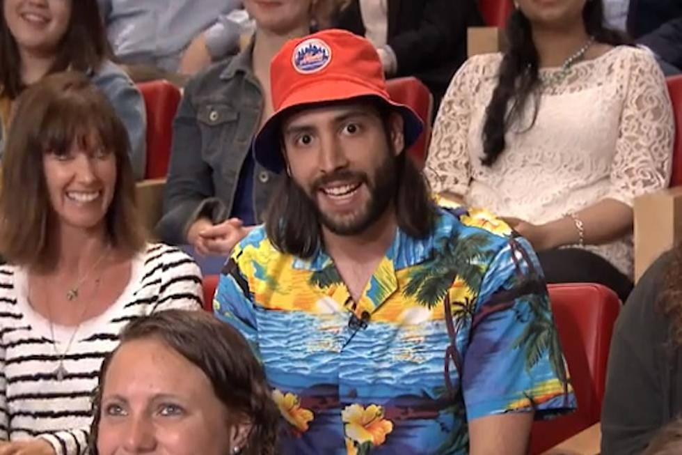 a1a92f53bc71f Mets-Branded Bucket Hat Guy Bests Jimmy Fallon in Wacky Word Challenge