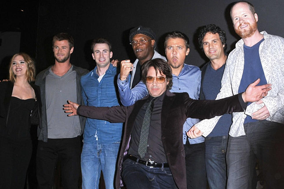 Mark Ruffalo Confirms the 'Avengers 2′ Cast is Coming to Comic-Con