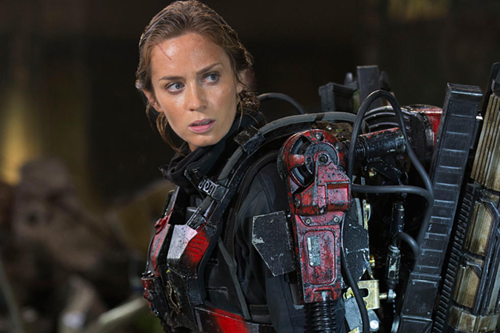 Emily Blunt Is the Real Action Star of 'Edge of Tomorrow'