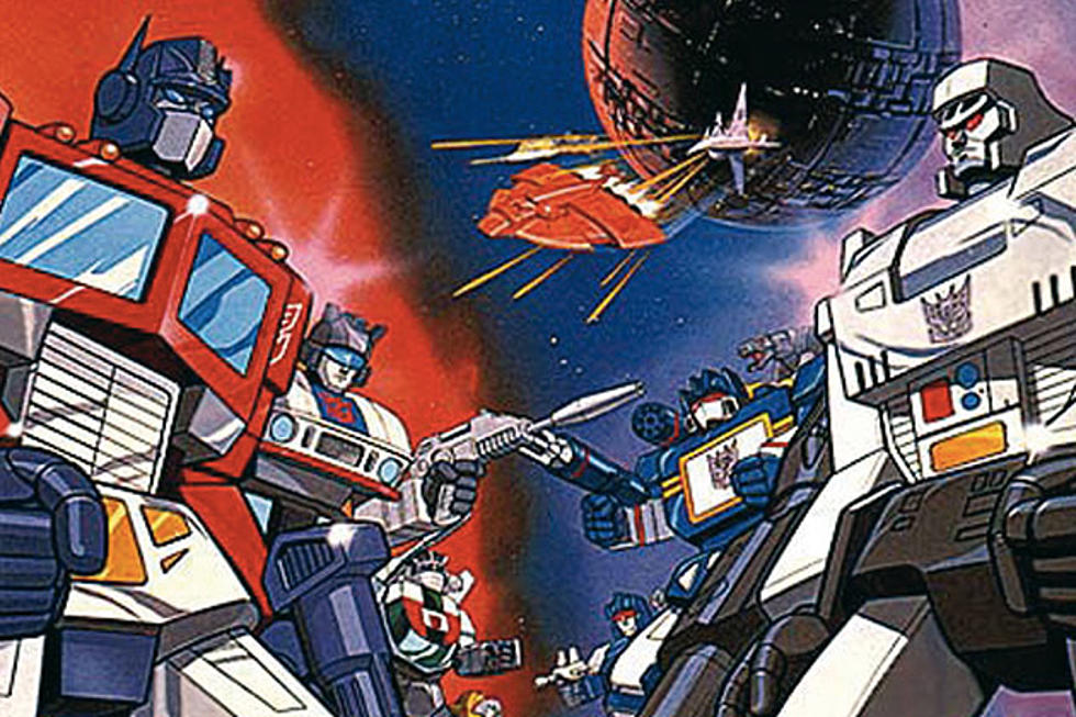 The 'Transformers' Animated Series: The Creators Explain Why the ...