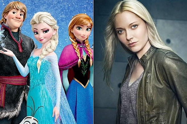 Once Upon A Time Season 4 Casts Frozen S Elsa