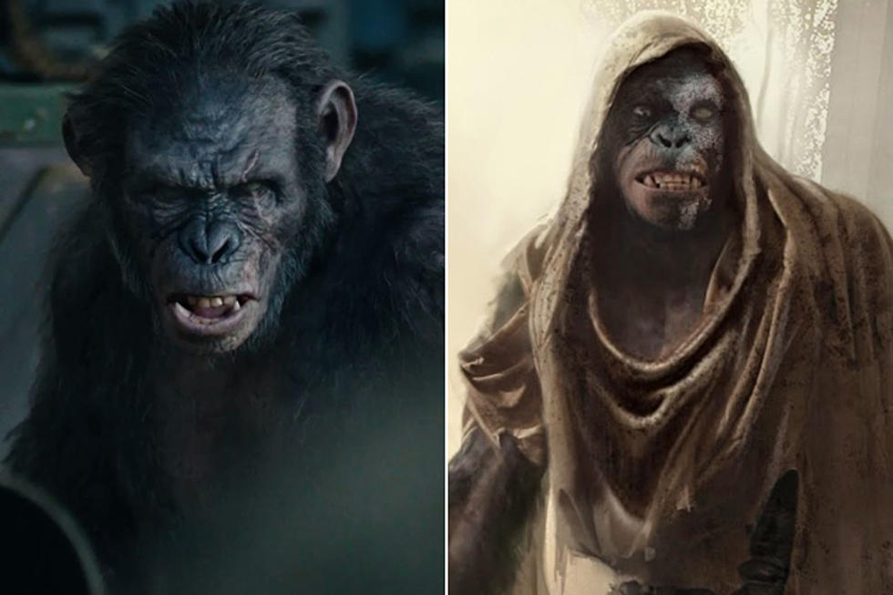 the dawn of the planet of the apes that almost happened