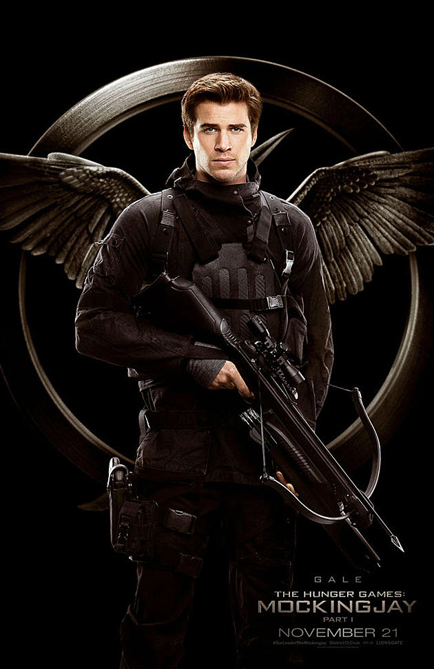 The Hunger Games Mockingjay Posters Meet The New Characters Of
