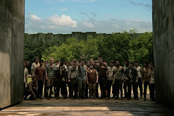 Weekend Box Office Report The Maze Runner Beats A Walk