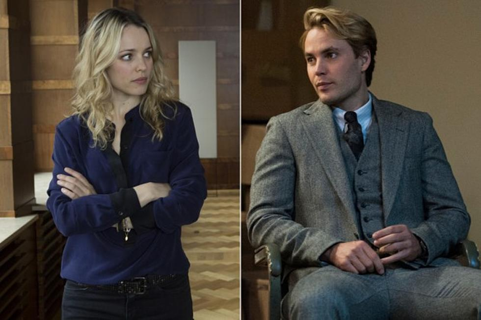 True Detective' Season 2 Adds Rachel McAdams, Taylor Kitsch