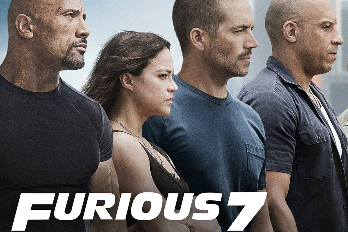 The Fast And The Furious 7 Kinox