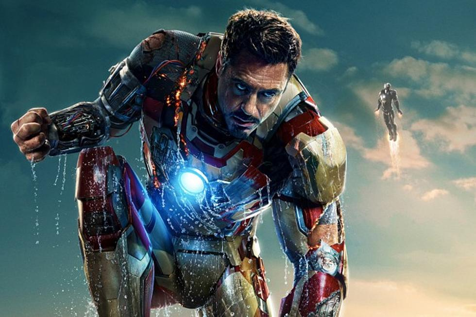 Robert Downey, Jr  Agrees to Star in 'Iron Man 4′ (On One