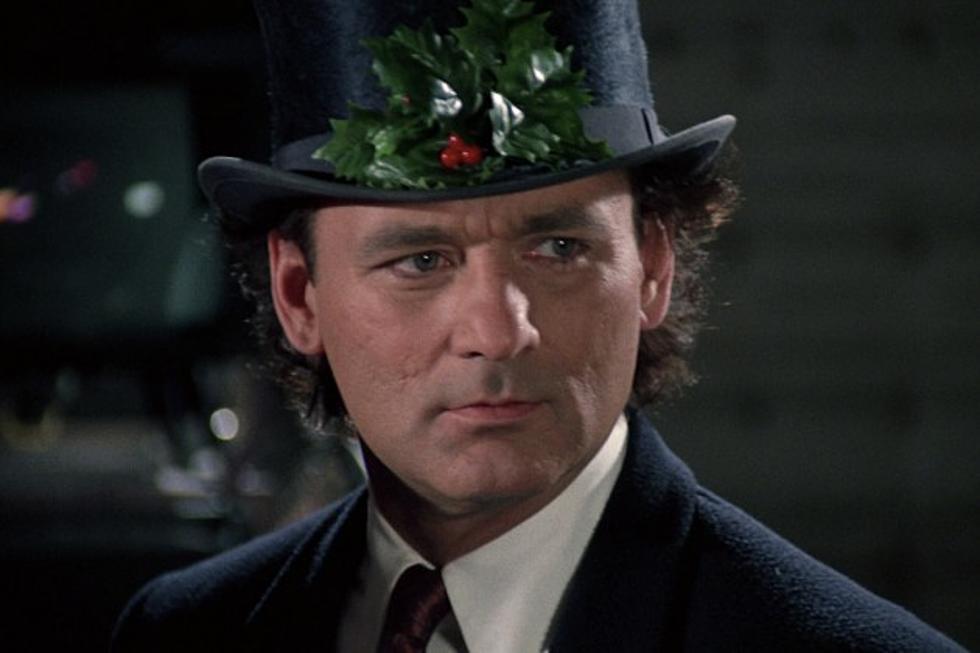 Bill Murray Christmas.Bill Murray Sings Christmas Carols For Tv With Sofia Coppola