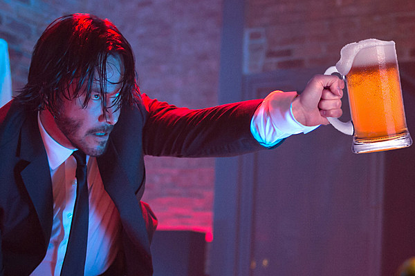 Make Your Own Car >> The Unofficial and Highly Dangerous 'John Wick' Drinking Game