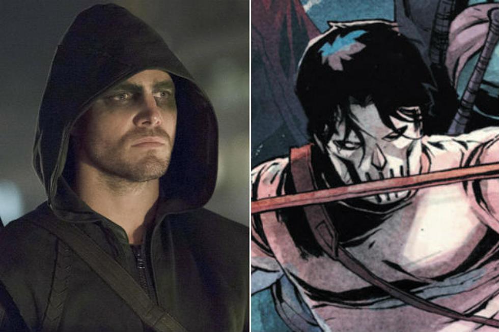 Teenage Mutant Ninja Turtles 2' Casts 'Arrow' Star