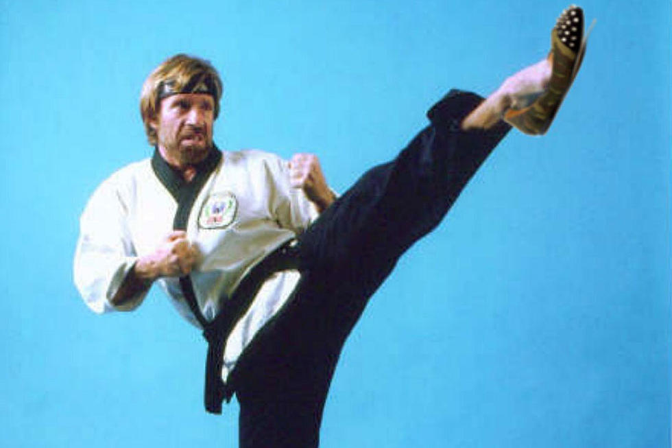Image result for chuck norris kick